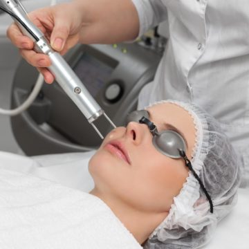 Is Laser harmful?